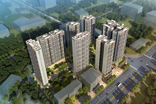 龙川汇景新城